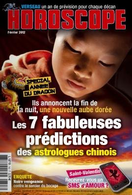 Horoscope Magazine le n.1 des magazines d'astrologie